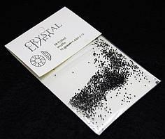 Камни Swarovski пиксели черные