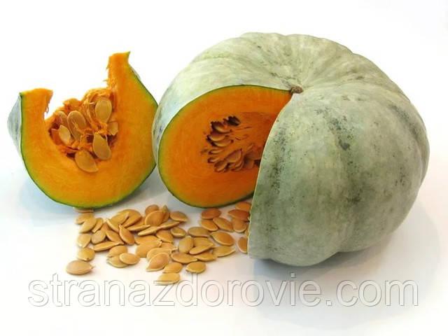 Пищевые волокна из семян тыквы