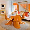 Стул Пантон Panton Chair белый от датского дизайнера Verner Panton 1960 г, фото 4
