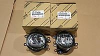 LEXUS LX 570  RX350  GS350  IS250 IS350  Светодиодные противотуманные фары