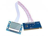 POST карта PCI з цифровим дисплеєм PTi9