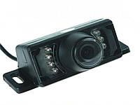 Камера заднього виду для автомобіля, водонепроникна.  Чорний