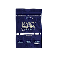 Fit Whey Whey Protein 100 Concentrate 2 kg