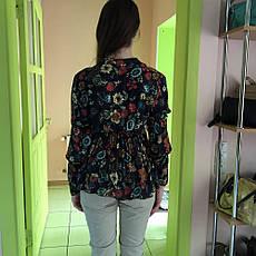 Блузка женская  весна  - лето длинный рукав  Rinascimento, фото 3