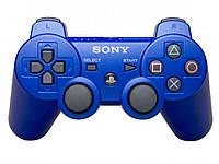 Ігровий джойстик Sony PS3 Dualshock 3 Sixaxis  синій