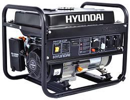 Бензиновые генераторы HYUNDAI HHY 3000F