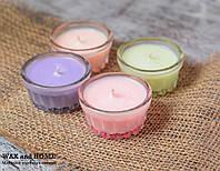 Ароматизированные массажные свечи (вес 30 грамм)