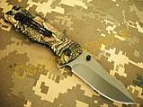Нож складной Buck X58 полуавтомат, фото 2