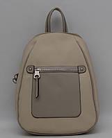 Отличный качественный  стильный женский городской рюкзак. Аксесуар на каждый день. Доступная цена. Код: КГ665