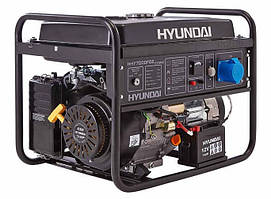 Двухтопливные генераторы HYUNDAI HHY 7000FGE