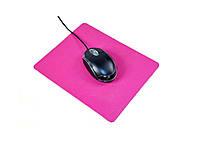 Коврик для мыши Анти-скольжение  Розовый