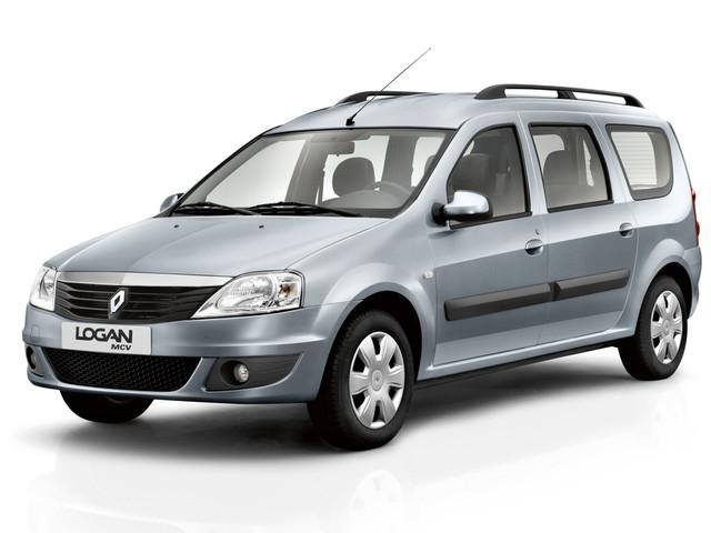 Запчасти Renault Logan 1, Logan 1 MCV, Sandero 1, Stepway 1 2004 - 2012