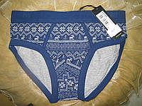 074006 Мужские трусы плавки Yamamay синие, фото 1