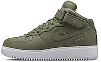 Женские кроссовки Nike Lab Air Force 1 Urban-Haze Green