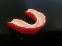 Капа одночелюстная боксерская детская силикон двухслойная