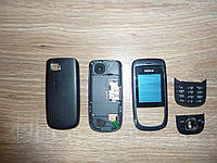 Корпус Nokia 2220 KOREA COVER черный Качество!!!