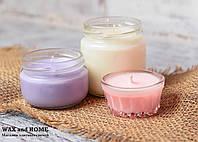 Ароматические массажные свечи (вес 30г, 90г, 160г)