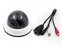 Беспроводная купольная Wi-Fi ip-камера видеонаблюдения YN-IPC606W