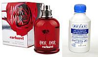 176, Наливная парфюмерия женская  Рефан №176 альтернатива AMOR AMOR / CACHAREL
