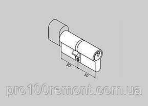 Цилиндр МВМ 60 (30х30) P6E30/30T, фото 2