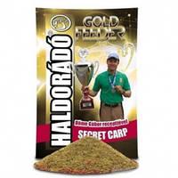 Прикормка  Haldorado Gold Feeder Secret Carp 1kg