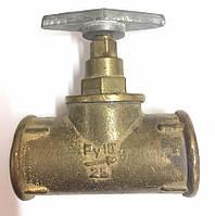 Вентиль для воды 15Б3р Ду 25