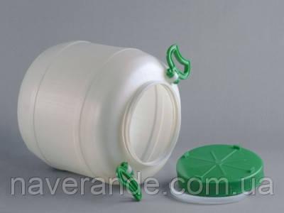 Бочка пластиковая пищевая 25 л