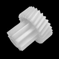 Шестерня средняя (BR67001026) для мясорубки Braun