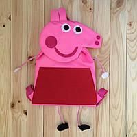 """Рюкзак BabyGoBags """"Свинка Пеппа"""" (0029)"""