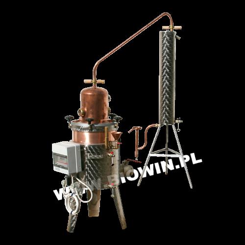 Дистиллятор 25 л нержавеющий, электрический