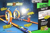 Трек Kutch Wheel для двух машинок 116*25*29
