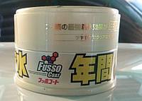 Твердый воск SOFT99 Fusso Coat 12 Months для светлых цветов