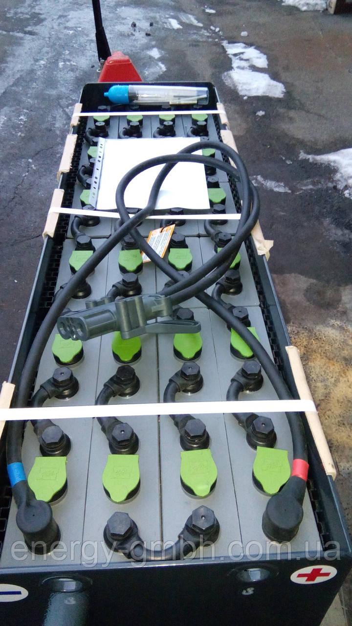 Тяговая батарея FAAM серия TTM, 4PzS620-48V