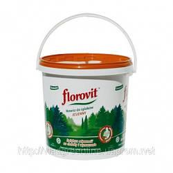 Florovit для хвойных 8 кг ведро