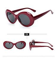 Солнцезащитные очки Retro oval sun
