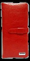Женский кошелек красного цвета SVB-040022