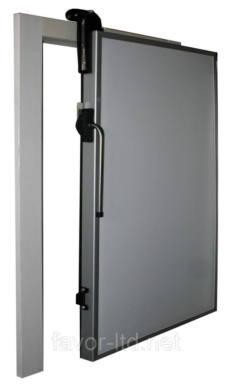 Відкатні холодильні двері