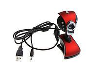 Веб-камера з мікрофоном Gembird 5MP