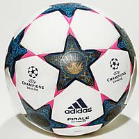 Мяч футбольный Лига Чемпионов, champions league, белый, ф4575
