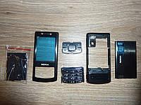 Корпус Nokia 6500 KOREA COVER Черный Качество!!!