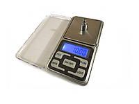 Високоточні Ваги 200гр (0.01гр) Pocket Scale MH-200 Скло