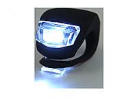 Велосипедна Фара, ліхтар велосипедний LED  Білий