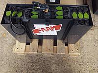 Тяговая батарея FAAM серия TTM, 2PzS160-24V