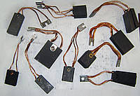 Щетки ЭГ14 20х30х60 к1-3 электрографитовые, фото 1
