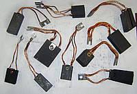 Щетки ЭГ74 16х32х40 электрографитовые графитовые, фото 1