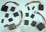 Щетки ЭГ71 16х60х60 электрографитовые, фото 3