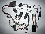 Щетки ЭГ14 16х32х64 к1-3 электрографитовые, фото 5