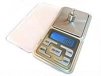 Високоточні Ваги 500гр (0.1гр) Pocket Scale MH-500