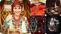 Украинский стиль в моде украшений. Что такое Гердан ?