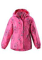 Демисезонная куртка для девочки Lassie by Reima 721704R -3401. Размер 92 - 140.